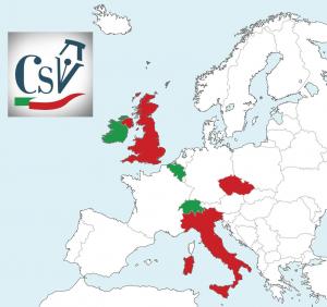 il network di CSV